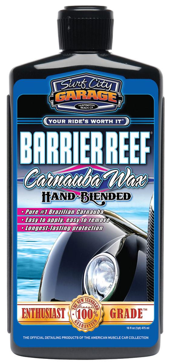 Wax, Barrier Reef Carnauba, Surf City Garage, 16OZ