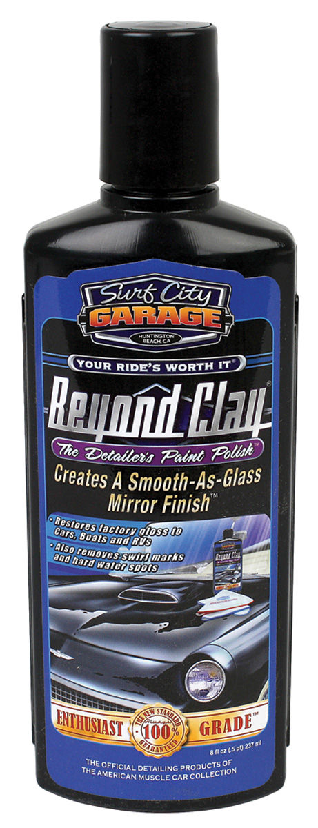 Cleaner, Beyond Clay, Surf City Garage, 8oz
