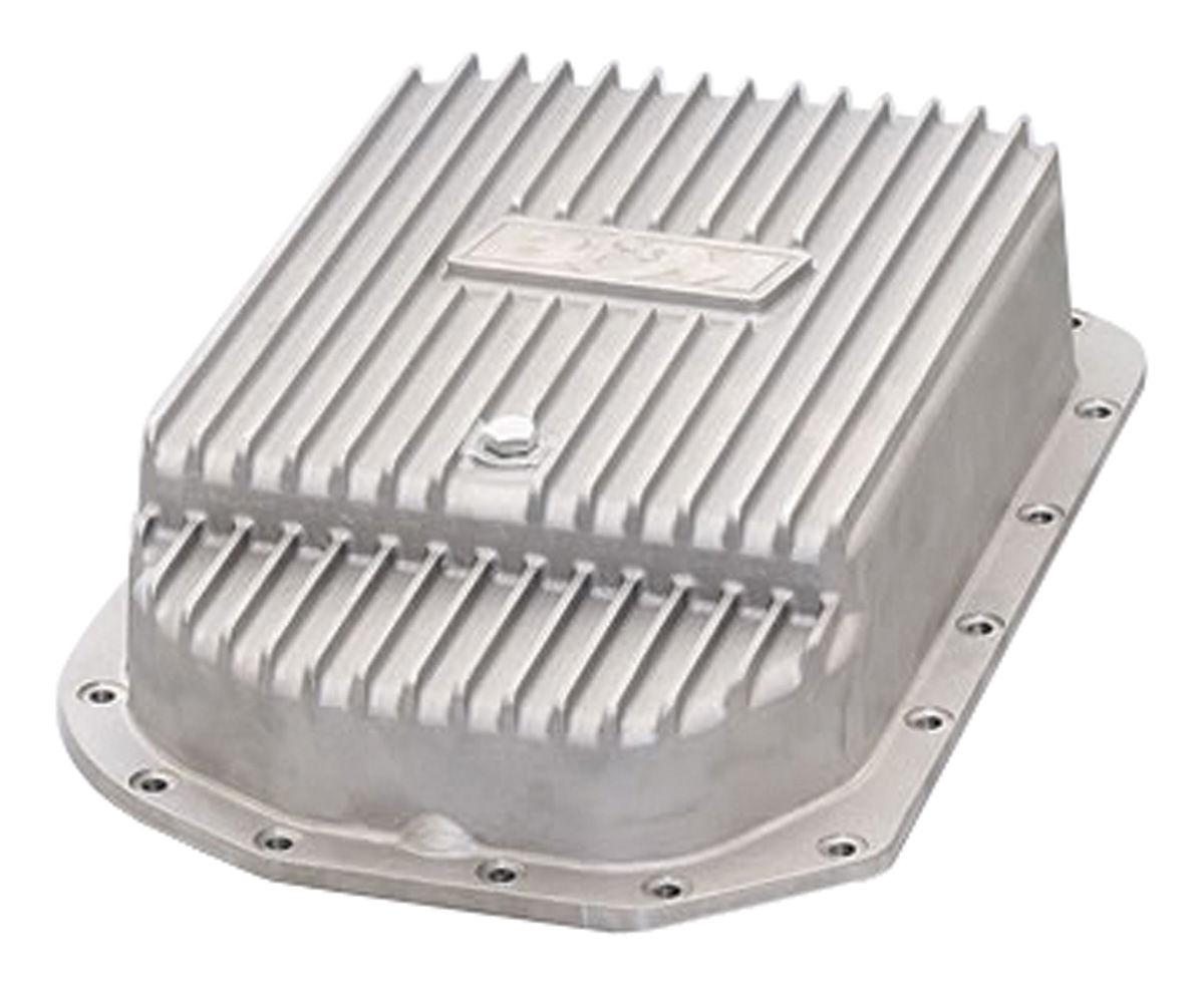 Transmission Pan, Aluminum, B&M, 4L80E