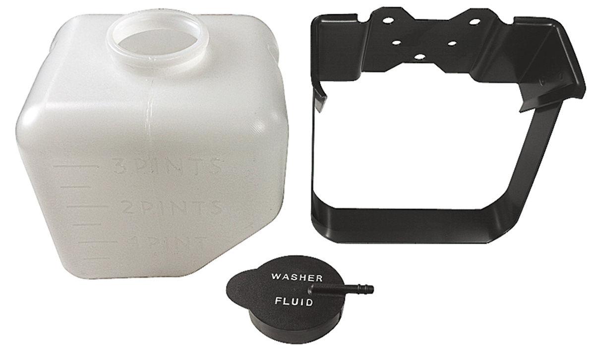 Washer Bottle, 1964-69 CH/EC/1964-66 Pont A-Body w/o A/C/1967 Sky, Kit