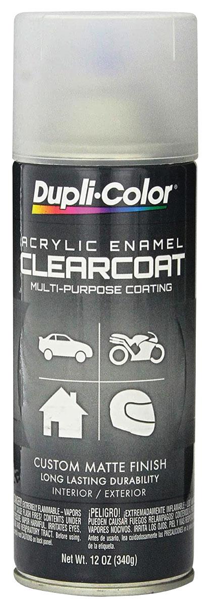 Paint, Trunk Spatter, Clearcoat, 12-oz.
