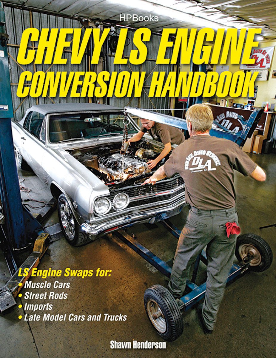 Book, Chevy LS Conversion Guide