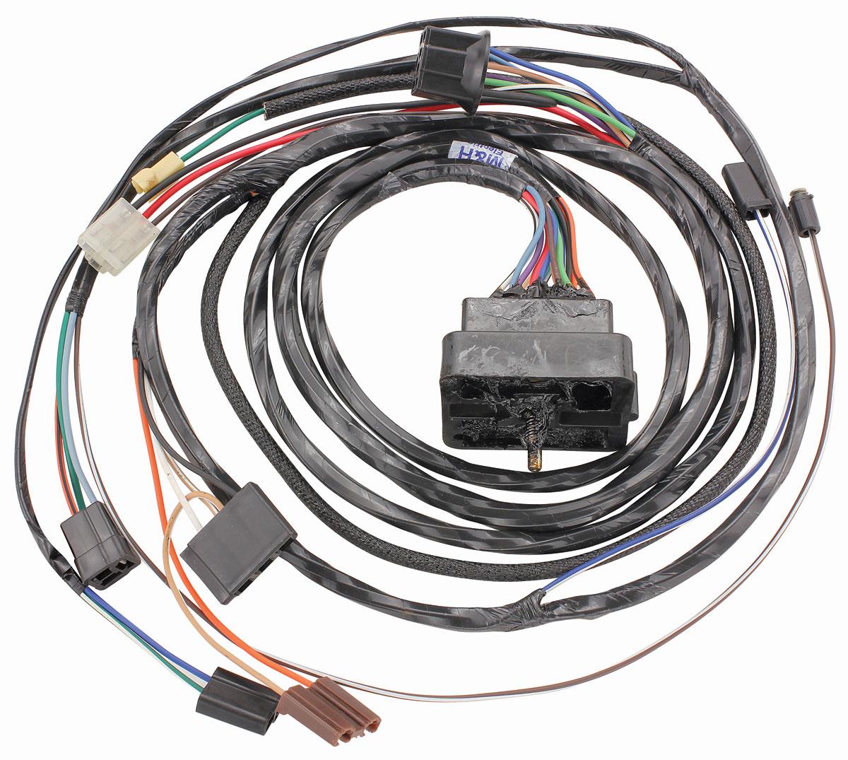 Wiring Harness, Forward Lamp, 1961 Cadillac