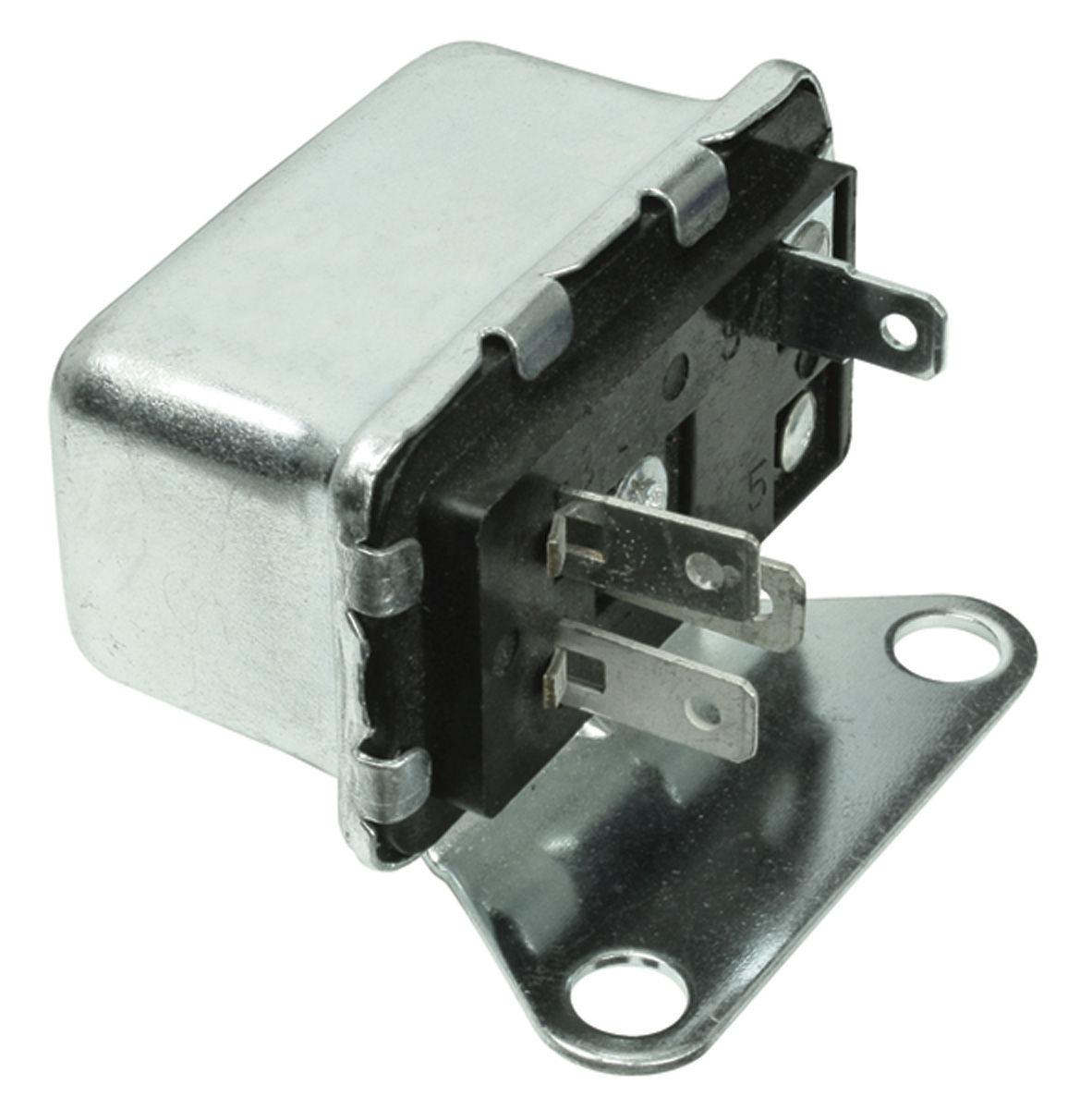 Blower Motor Relay, 1965-77, w/AC