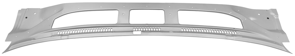Cowl Grille Panel, 1968-69 A Body, Outer, Weld-Thru Primer