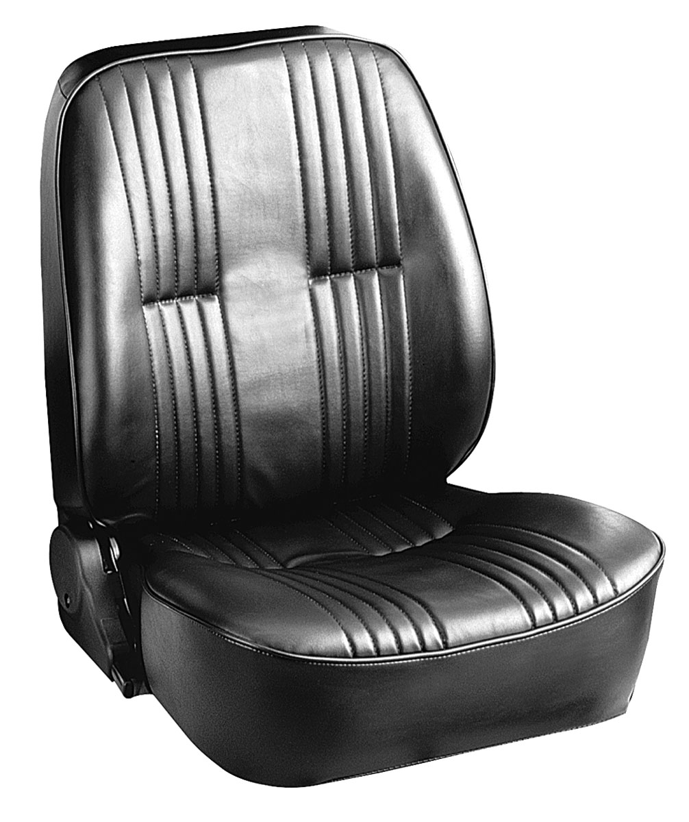 Seat, 1961-73 GM A Body, Procar, Lowback Bucket, Pair