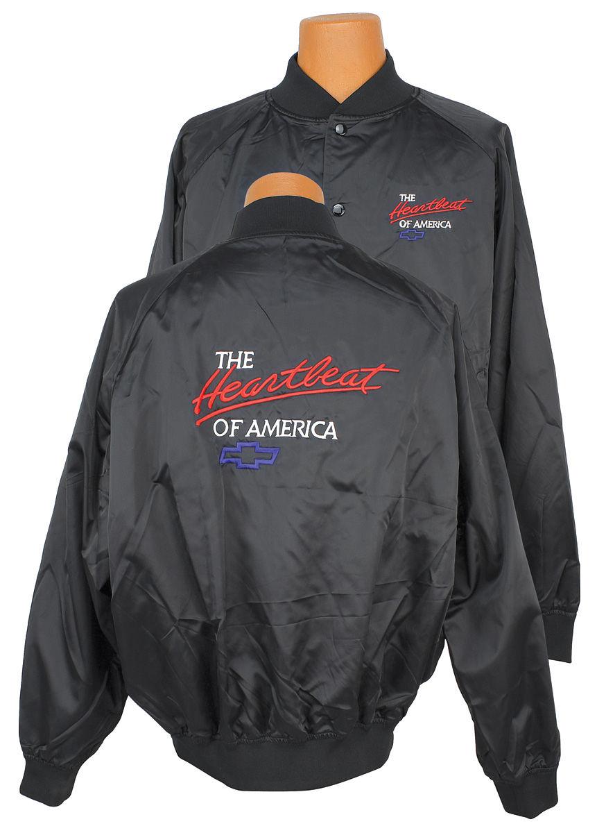 "Jacket, ""Heartbeat Of America"""