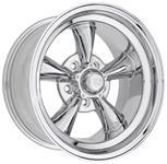 "Wheel, American Racing, Torq-Thrust D, 15"" X 7"", Chrome"