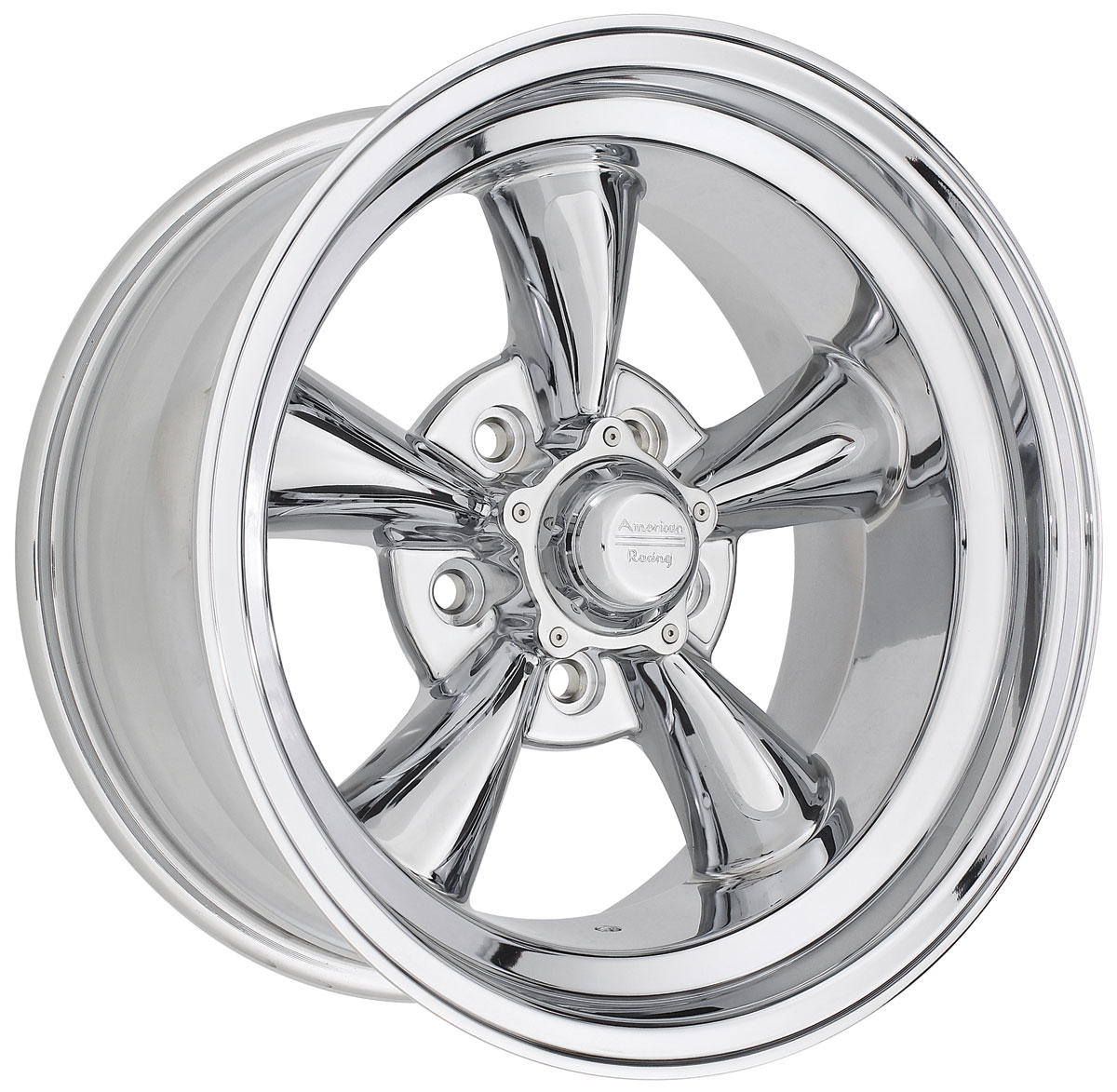 Wheel, American Racing, Torq-Thrust D, 15