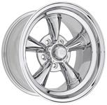 "Wheel, American Racing, Torq-Thrust D, 16"" X 8"", Chrome"