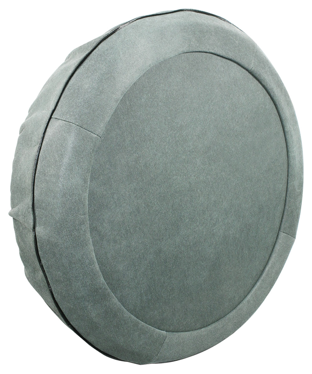 Tire Cover, Trunk Spare, 15