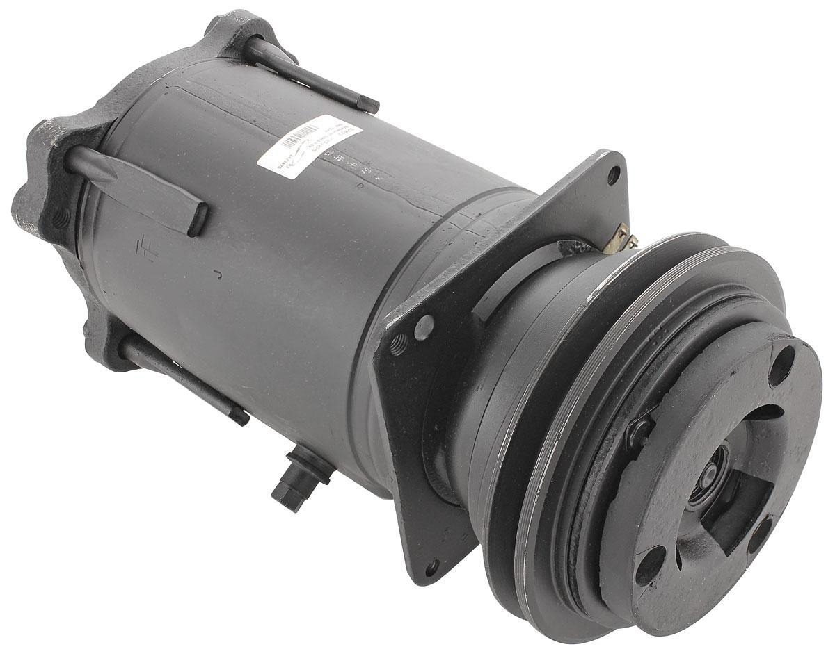 """AC Compressor, 1977-83 EC/MC/MAL/GP, A6 w/ Clutch & 5-3/4"""" Pulley"""