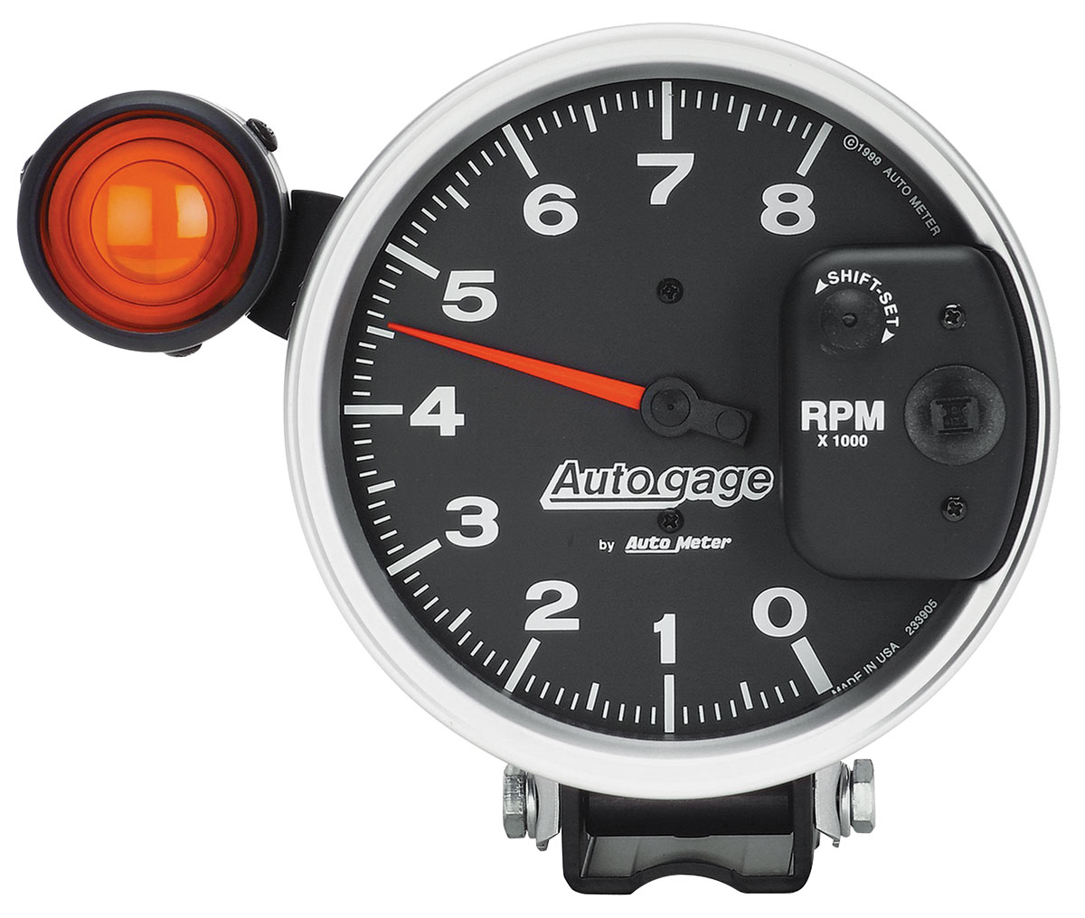 Gauge, Tachometer, Auto Meter, Auto Gage, 5
