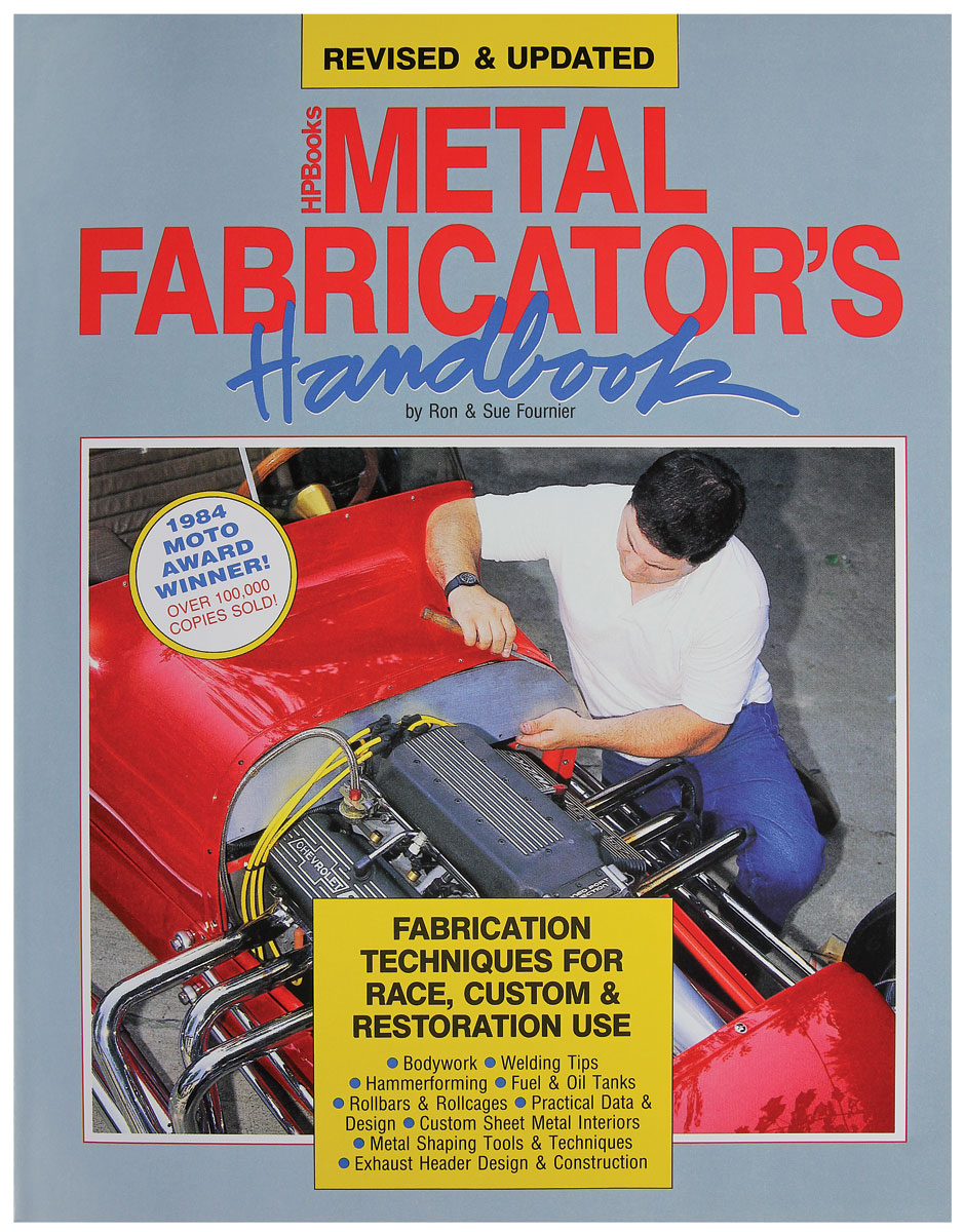 Book, Metal Fabricator's Handbook
