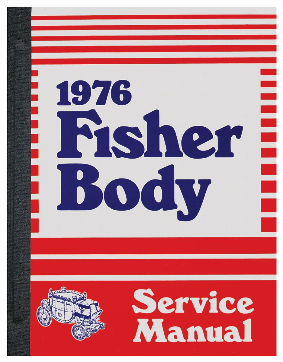 Manual, Fisher Body, 1976 GM