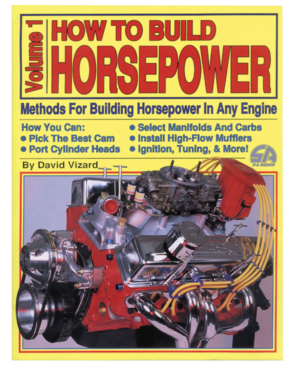 Book, How To Build Horsepower