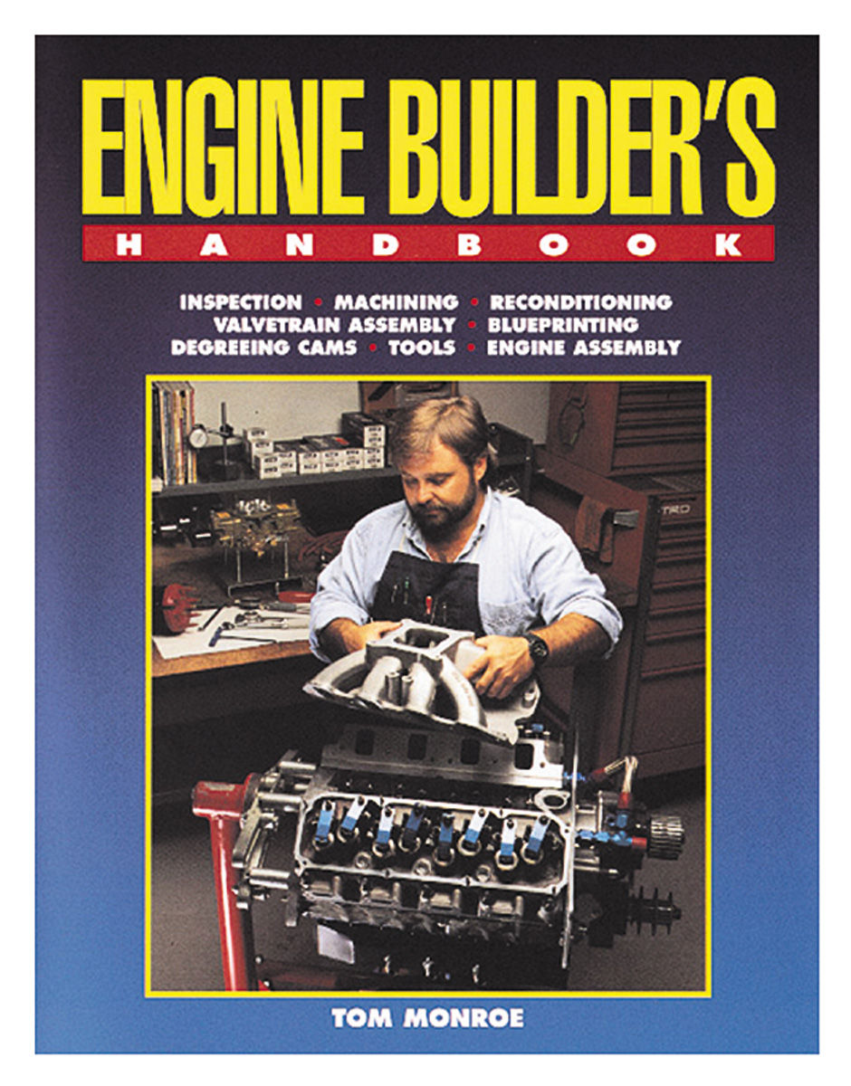 Book, Engine Builders Handbook