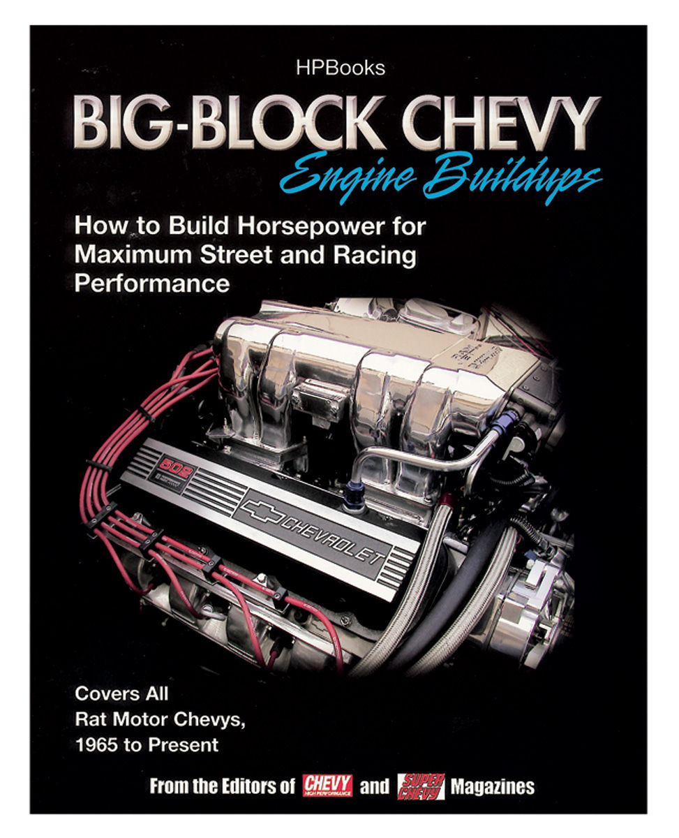 Book, Big Block Chevy Engine Buildups