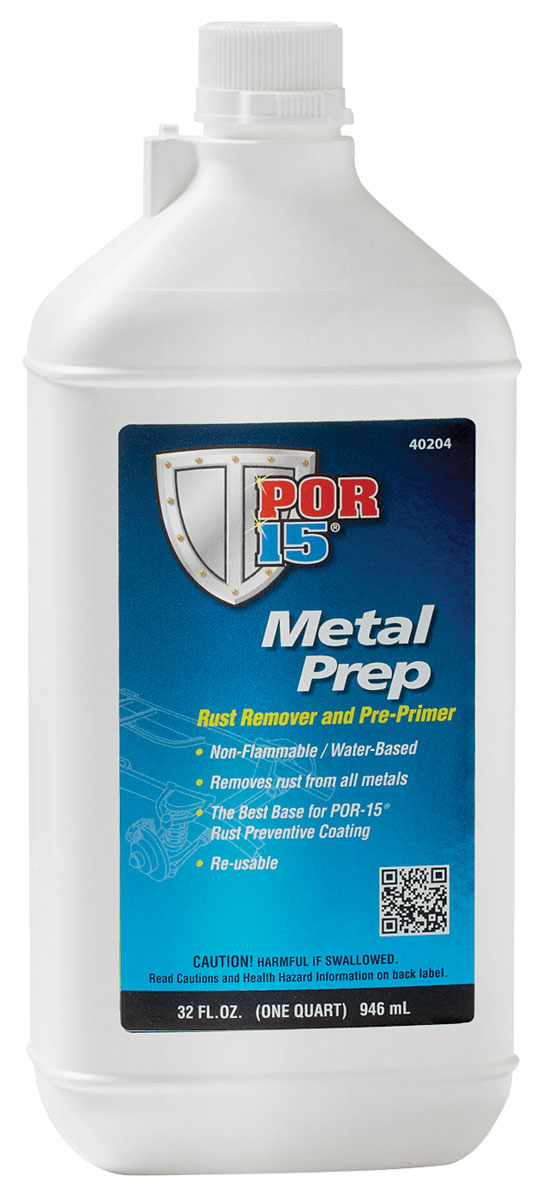 Metal Prep, POR-15, Spray