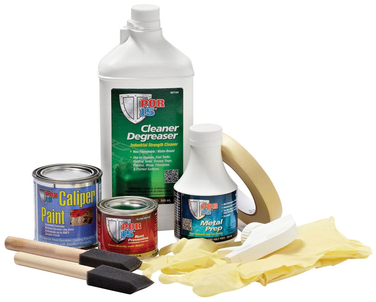 Paint, Caliper Kit, POR-15