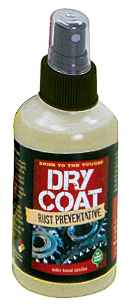 Rust Preventative Solution, Dry Coat, 16oz