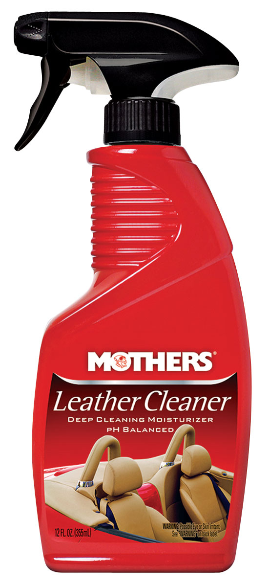 Leather Cleaner, Mothers, 8OZ