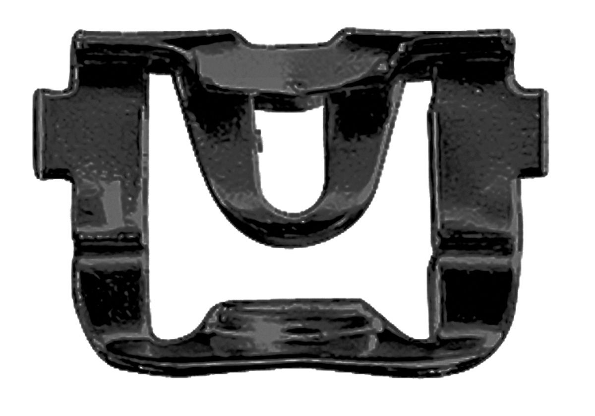 1971-88 WINDOW MLDG CLIPS