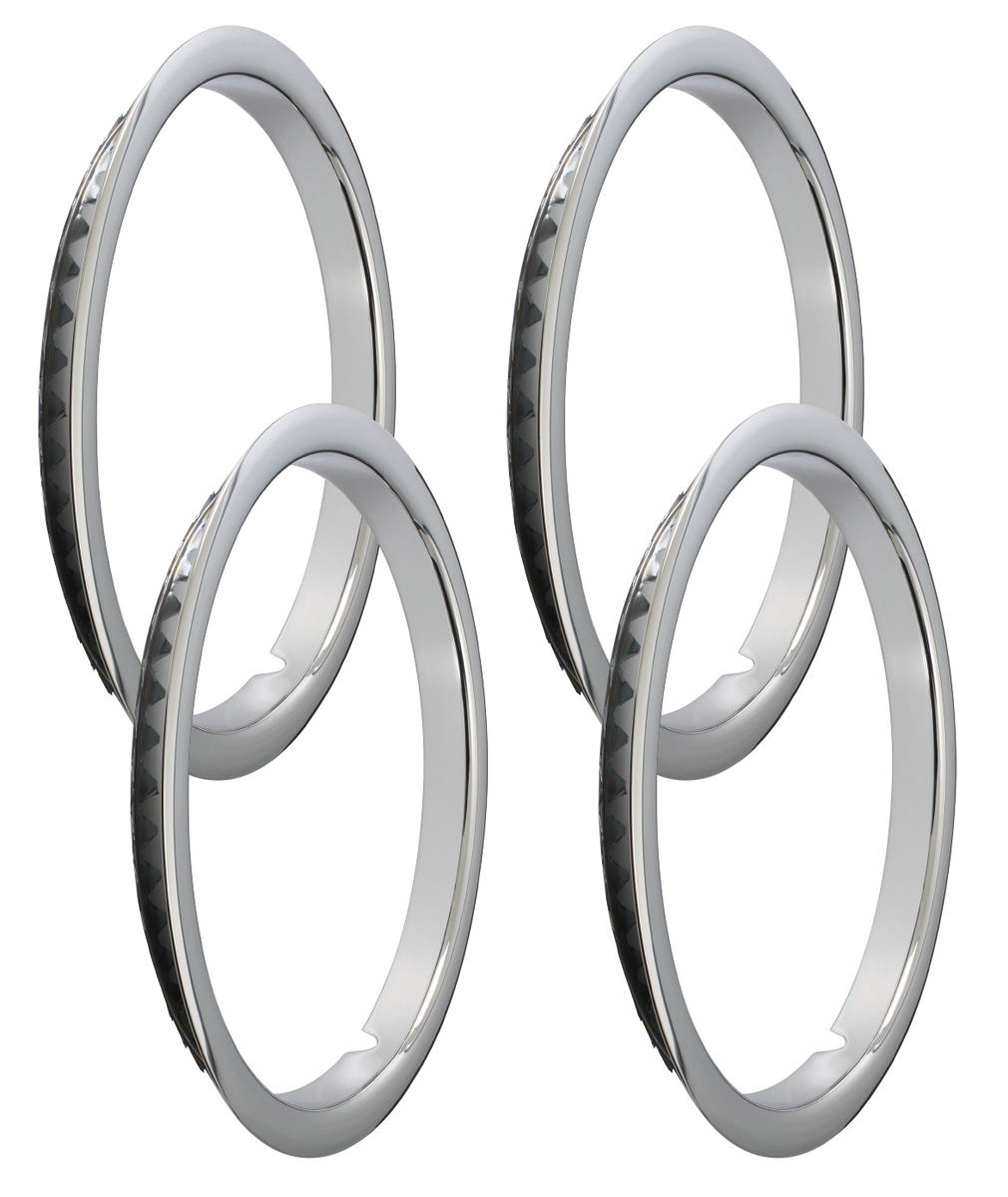 Trim Rings, Rally Wheel, 1971-77 15