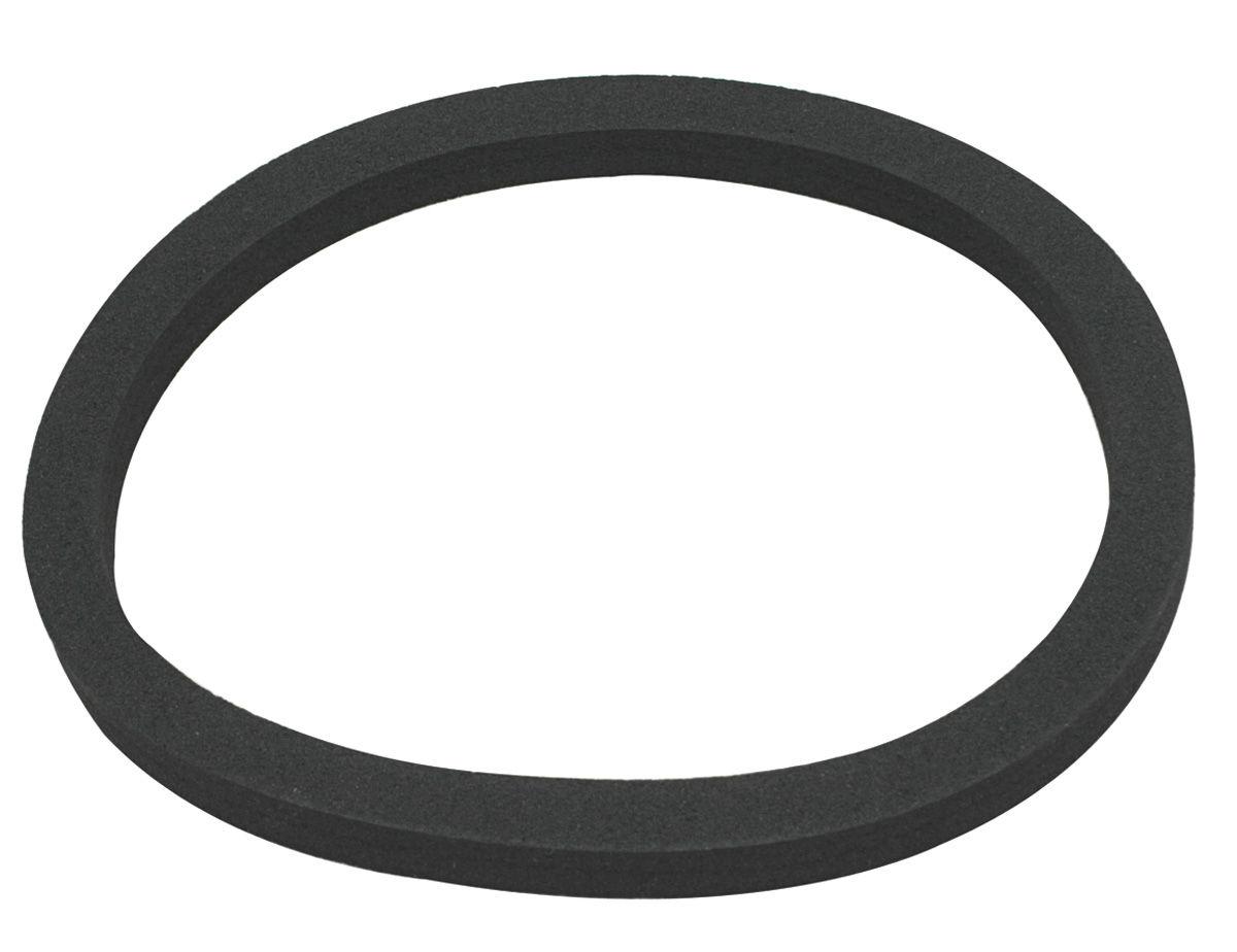 Gasket, Wiper Motor & Mounting Plate, Large Diameter