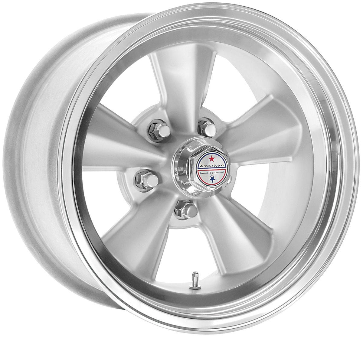 """Wheel, American Racing, T70R, 15"""" X 7"""", Satin"""