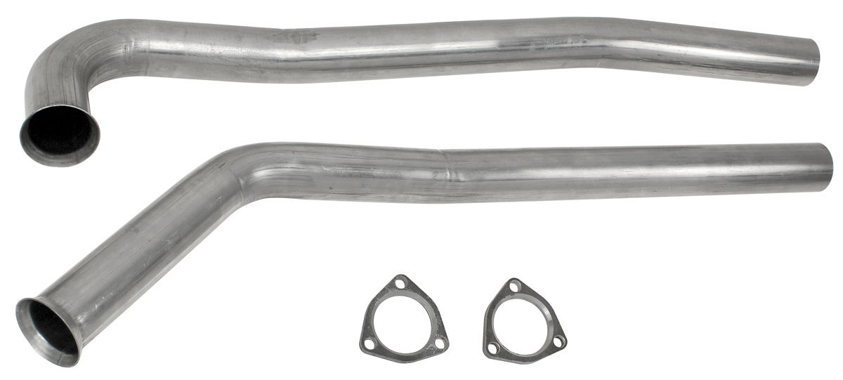 Downpipe, Exhaust, Pypes, BB Chevy, 2.5