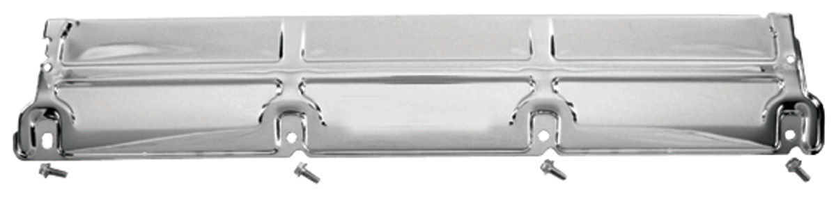 Support, 1968-72 Chevelle/EC/MC Radiator Top, Chrome 4 Bolt