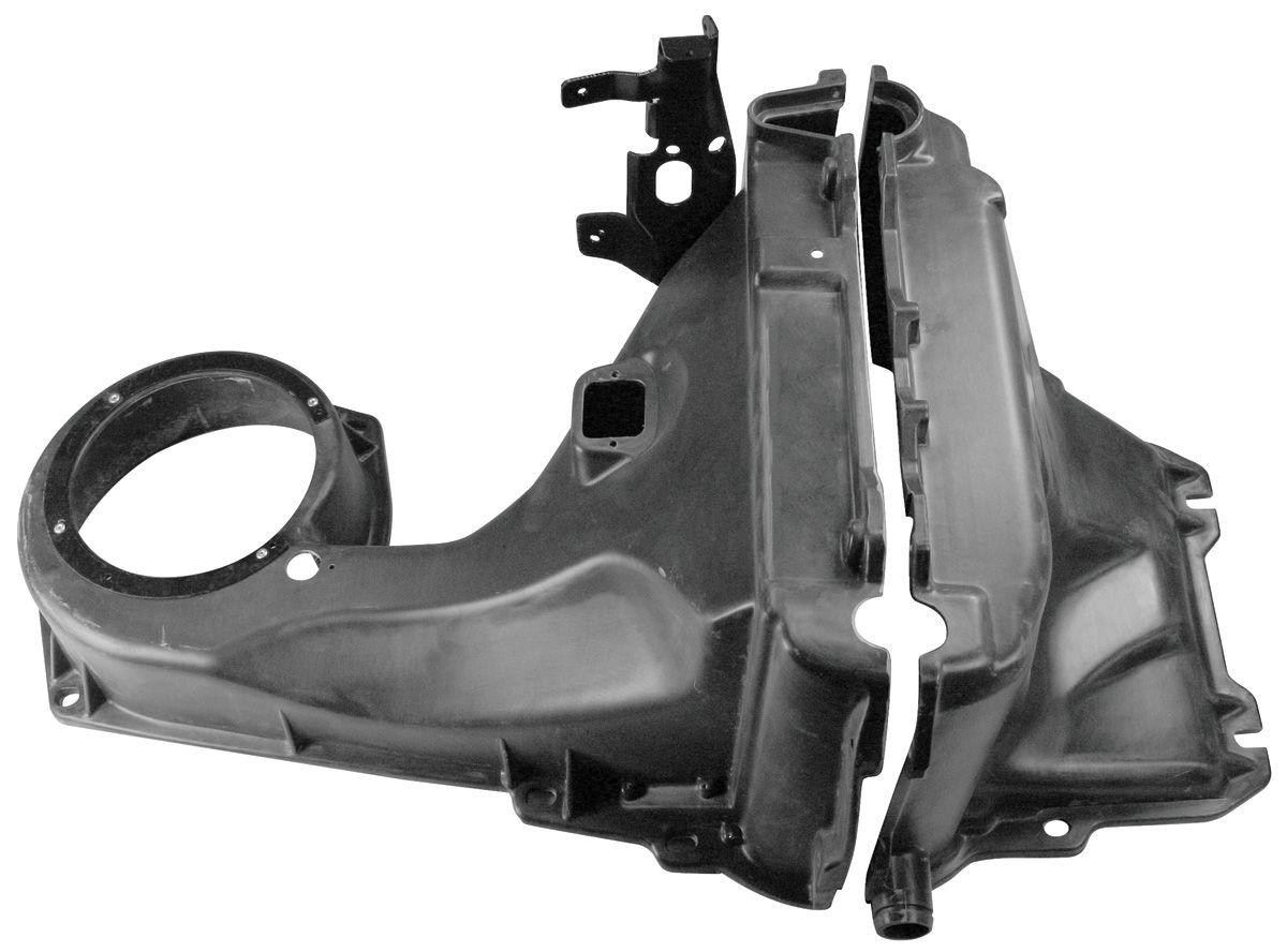 Evaporator Case, 1968-72 A-Body/1969-72 Grand Prix
