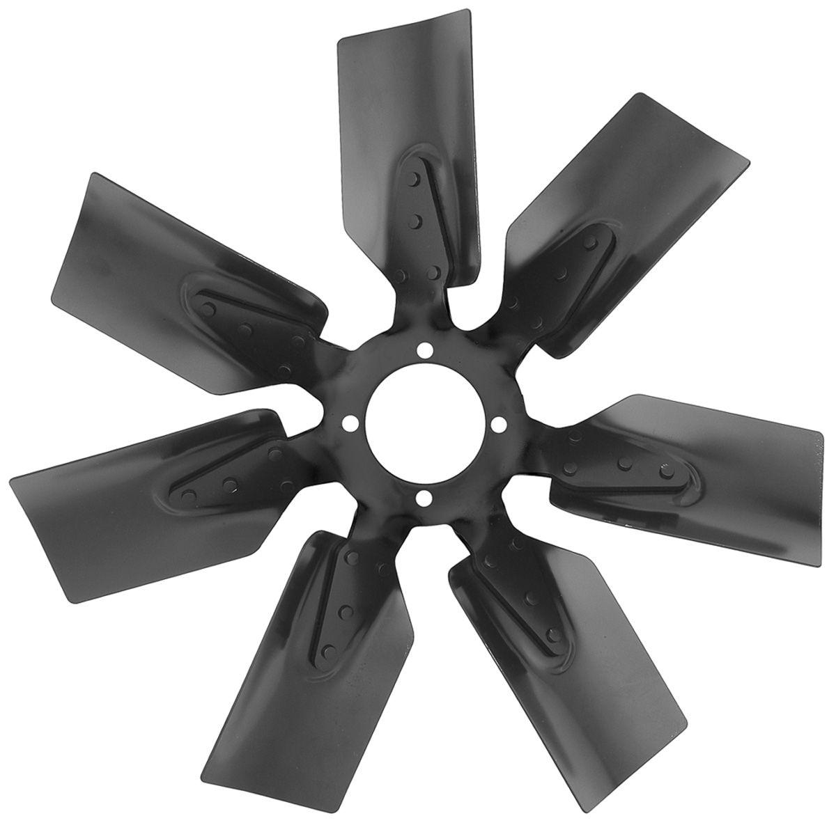 Fan, 7-Blade, 1969-77