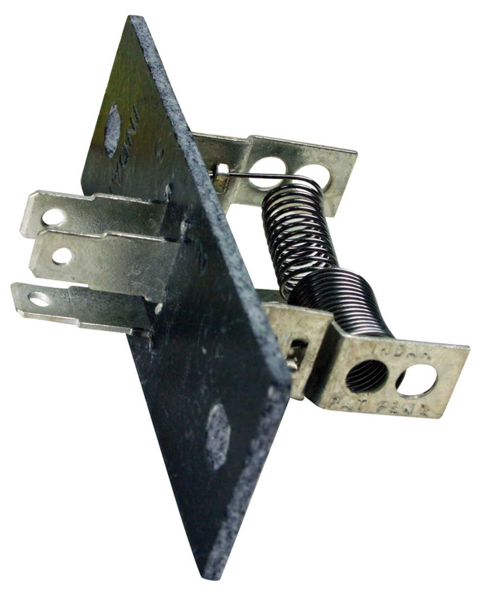 Blower Motor Resistor, 1964-75 CH/EC/MC, w/o AC
