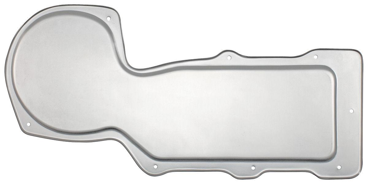 Heater Delete Plate, 1964-72 A-Body, 66-72 Bonn/Cat/GP