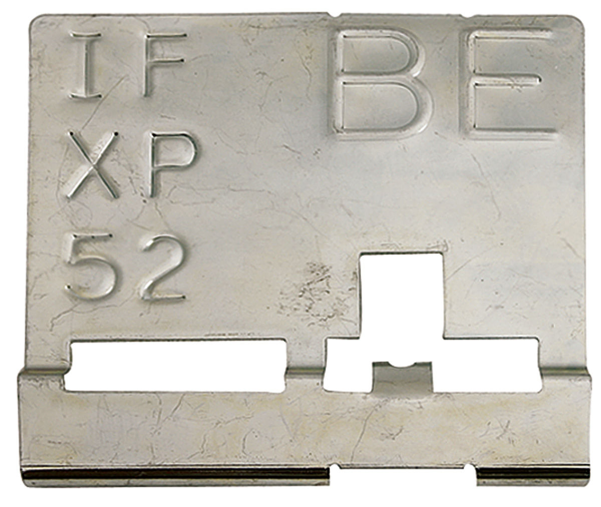 Radiator Tag, 1970 Chevrolet 396/350,