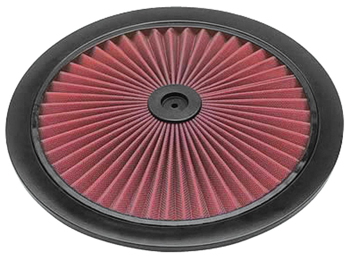 Air Filter Top, K&N X-Stream, 14