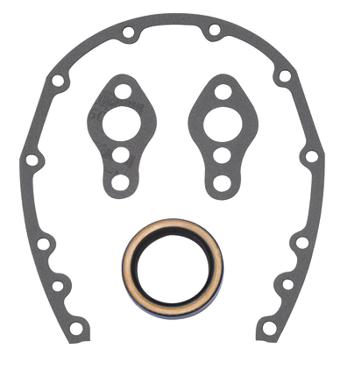 Gaskets, Timing Cover, Edelbrock, BB Chevy