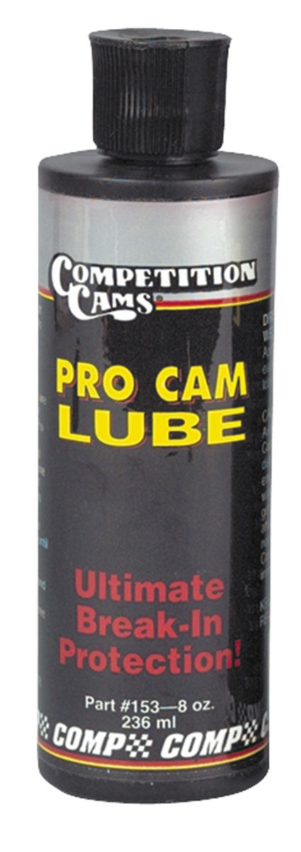 Installation Lube, Camshaft, Comp Cams, 8oz