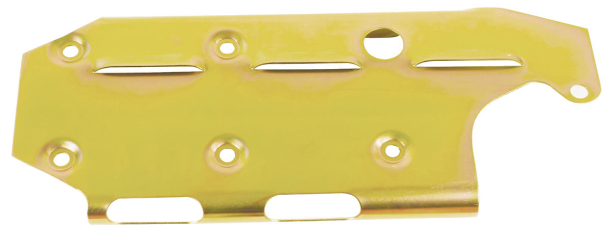 Windage Tray, Louvered, Small Block Chevy 400, Milodon, LH