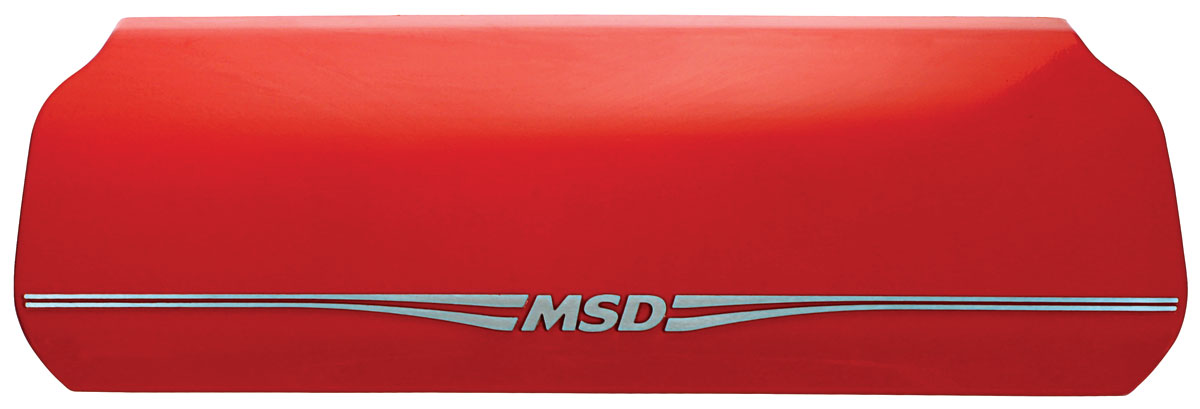 Cover Kit, Coil Pack, MSD, LS Engine