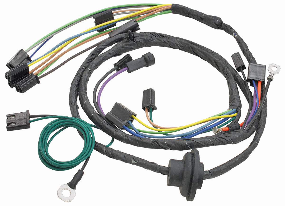 Wiring Harness, Air Conditioning, 1970 Chevelle/El Camino/Monte @ OPGI.comOriginal Parts Group