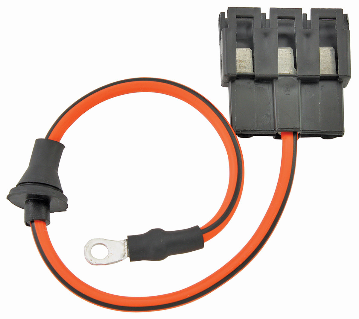 Wiring Harness, Power Accessory Feed, 1970-72 Chev./El Cam./Monte, 3 Cavity Con.