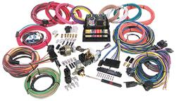 Wiring Harness Kit, American Autowire, Highway 15 Plus