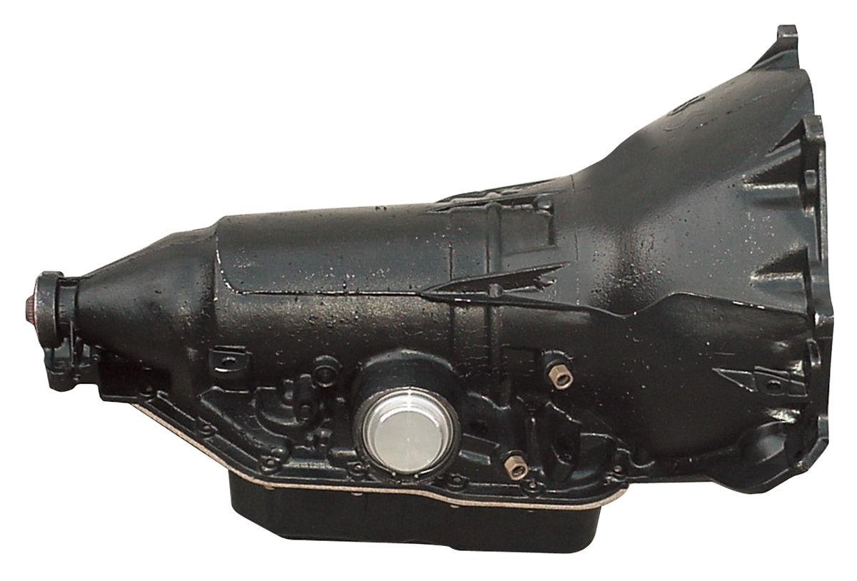 Transmission, Chevrolet TH350, Art Carr, w/ 9