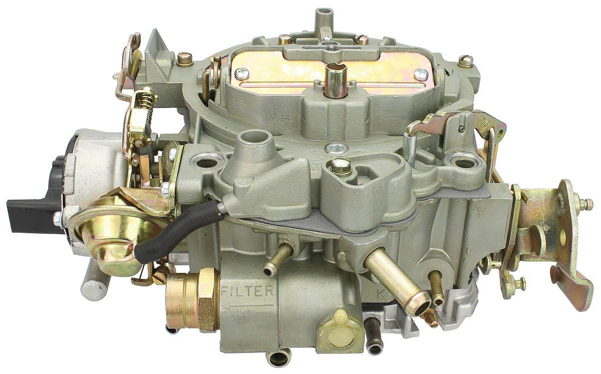 Carburetor, Quadrajet, SMI, Big Block Chevy, Stage 1, 750 cfm