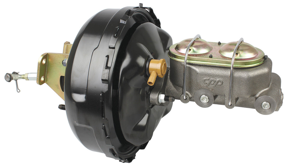 "Brake Booster, 11"", 1973-77 CH/EC/MC/CUT, w/ Master Cylinder"