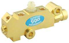 Proportioning Valve, Disc/Drum Brakes, Reproduction