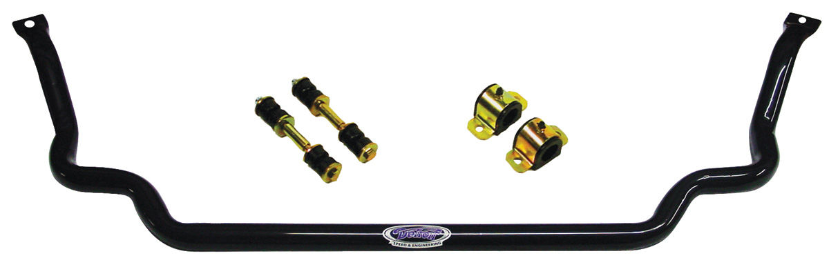 Sway Bar, Tubular Front, Detroit Speed, 1964-72 Chev/Elco/GTO/Sky/Cut, 1-3/8